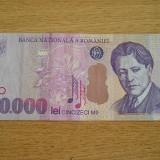 BBR1 - 50 000 LEI - EMISA IN ANUL 2000 - HARTIE