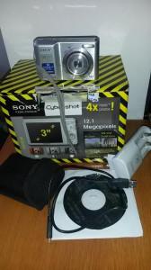Aparat digital foto Sony DSC S2100 foto