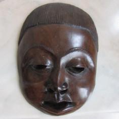 Arta din Africa - MASCA AFRICANA DIN LEMN