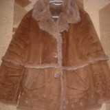 Cojocel culoare maro
