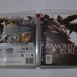 Armored Core 4  PS3   (ALVio) + sute de jocuri PS3 originale ( VAND / SCHIMB )