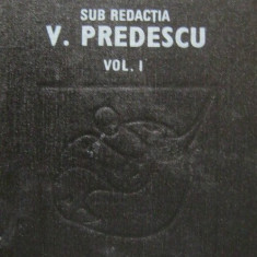 Psihiatrie (vol. I) _ V.Predescu (Ed. Medicala) - Carte Psihiatrie
