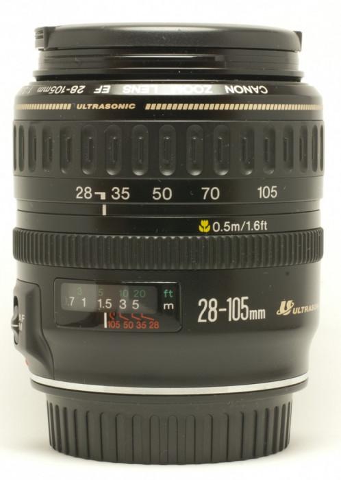 Canon EF 28-105mm f/3.5-4.5 II Ultrasonic Stare Excelenta + capace + garantie foto mare