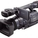 camera video Sony fx-1e HDV, la cutie cu toate accesoriile