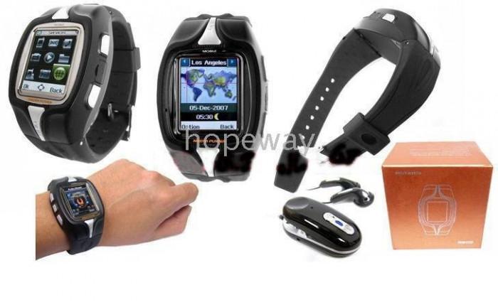 Telefon mobil M800 tip ceas de mana foto mare