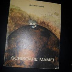 Scrisoare mamei, Nicolae Labis, 1969 - Carte poezie copii