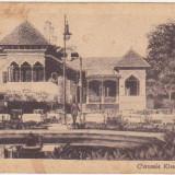 Carti Postale Romania dupa 1918 - Bucuresti.Bufetul Kisselef, 1920