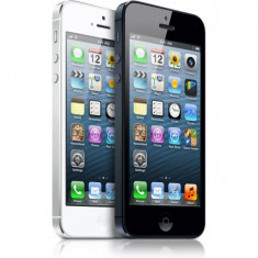 Vand iPhone 5 Apple 16 gb alb nou cutie garantie blocat vodafone 600 eur