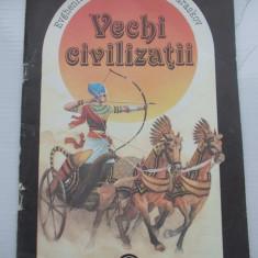 Vechi civilizatii de Baraskov - colectia Lumea in imagini - Carte de povesti