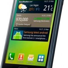 Vand Samsung Galaxy S1 - Telefon mobil Samsung Galaxy S, Negru, 8GB
