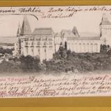 Carti Postale Romania pana la 1904, Circulata - HUNEDOARA 1906 (T)