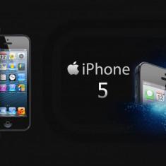 Apple iPhone 5 16GB, Negru, Vodafone