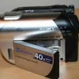 Sony DCR-DVD 106 - Camera Video Sony, DVD, 8-8.90 Mpx, CCD, 2 - 3