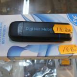 Modem 3G - Vand modem DIGI decodat, merge pe orice retea, nou, cu factura si garantie!
