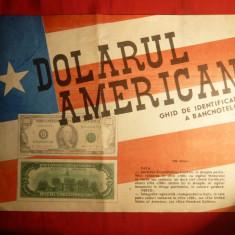 Ghid de Identificare a Dolarului American