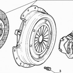 Ambreiaj Fiat - Kit ambreiaj Nespecificat