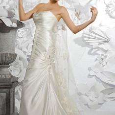 Rochie Mireasa BIEN SAVVY, model Ancelina - Rochie de mireasa sirena