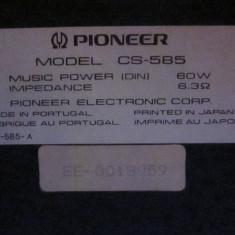 BOXE DE VANZARE PIONEER CS-585