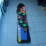 Placi snowboard - PLACA SNOWBOARD ATOMIC CU LEGATURI L=156cm