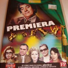 PREMIERA (Viata lui Constantin Tanase) - Toma Caragiu - DVD Film - Film comedie, Altele