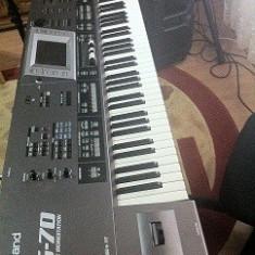 Vand Roland G70 V3 impecabila, cu SRG-01 pentru tambal, program de nunta super bun, pentru orice gen muzical!! - Orga Altele