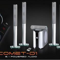 Home Cinema 5.1 Divoom COMET-D1 125w - Sistem Home Cinema