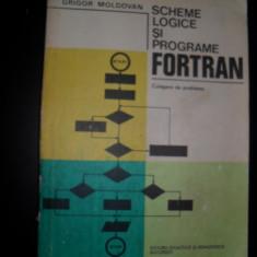 Carte IT - Grigor Moldovan - Scheme logice si programe Fortran