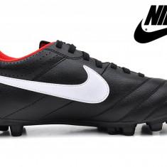 Ghete fotbal - Adidasi fotbal originali - NIKE TIEMPO NATURAL 4 LTR AG 509087 010