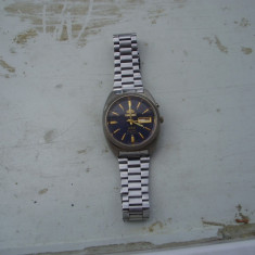 Ceas Orient - Ceas barbatesc Orient, Elegant, Mecanic-Manual, Metal necunoscut, Rezistent la apa