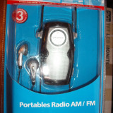 Radio AM/FM Superior - Aparat radio