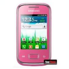 Vaind /schimb Samsung Galaxy Poket - Telefon mobil Samsung Galaxy Pocket, Roz