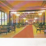 Carti Postale Romania dupa 1918 - Bnk cp Tirgu Mures - Palatul culturii . Sala oglinzilor - necirculata