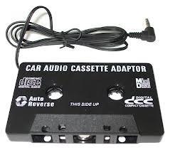 Caseta adaptoare auto cu mufa jack pentru casetofon MP3, Telefon, DVD, Ipod etc. adaptor caseta audio Nou! foto