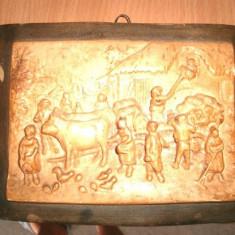 Arta Ceramica - TABLOU CERAMICA VECHI ITALIA