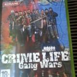 Vand jocuri xbox 1, ca nou, actiune, CRIME LIFE GANG WARS, joc rar, de colectie