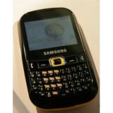 Samsung Corby Txt 40 euro negociabil - Telefon Samsung, Negru, 8GB, Neblocat, Fara procesor, 128 MB