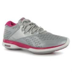 Adidasi dama, REEBOK EasyTone Trend 2, 100% originali, noi, piele, CURIER GRATUIT, Marime: 37, Culoare: Argintiu, Piele naturala