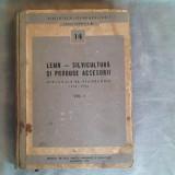 Lemn-Silvicultura si produse accesorii (vol I colectie de standarde) - Carte de aventura