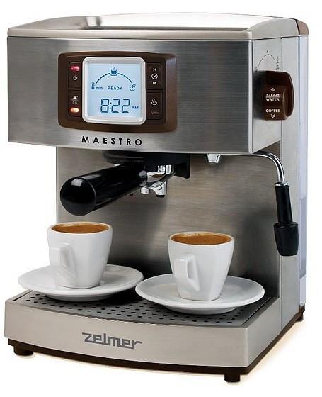Espressor Zelmer 13Z012 foto mare