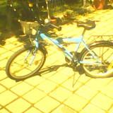 Mountain Bike DHS, 16 inch, 16 inch, Numar viteze: 1, Aluminiu - Vindem bicicleta dhs Prince noua