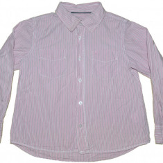 Haine Copii 10 - 12 ani H&m, Camasi, Baieti, 140 (10 ani, inaltime 135 - 140 cm) - Camasa roz pentru baieti firma L.O.G.G. by H&M marimea 140 cm pentru 10 ani
