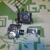 camera video si aparat foto antic