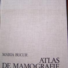 MARIA BUCUR - ATLAS DE MAMOGRAFIE