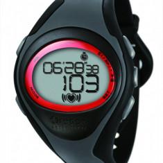 Ceas barbatesc, Sport, Quartz, Inox, Cauciuc, Monitor cardiac - Oregon Scientific SE102N ceas barbati nou, la cutie! 100% original Oferta si comenzi ceasuri SUA
