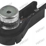 Antena Auto - Conector antena radio, ISO, mama, in unghi, cu cablu 0, 3m, RG174 - 001003