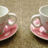 Set / serviciu - ceai / cafea - Espresso