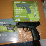 Arma Airsoft Asg - Danemarca - Pistol airsoft BERSA cu CO2 si RECUL, model 2013, ECONOMIC