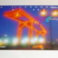 Cartela telefonica Japonia - ARHITECTURA, PODURI - 2+1 gratis toate licitatiile - RBK2287 - Cartela telefonica straina