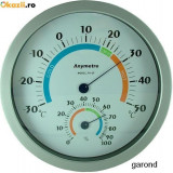 Termometru si higrometru analogic /0974