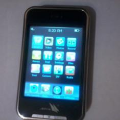 Player multimedia Allfine cu ecran tactil - Mp4 playere Alta, 1GB, Negru